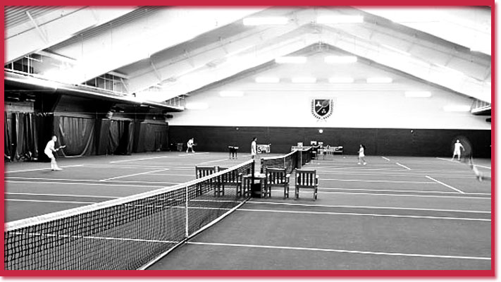Toronto Lawn Tennis Club, photo from TLTC