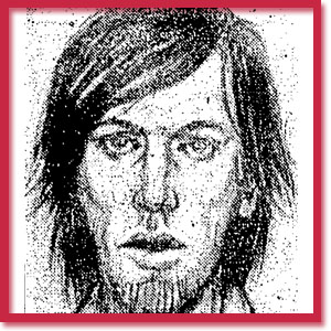 Police composite sketch of murder suspect in William Robinson murder