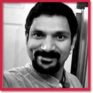 "Black and white photo of Toronto homicide victim Skandaraj ""Skanda"" Navaratnam"